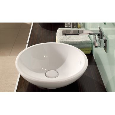 Раковина накладная Villeroy & Boch Loop & Friends (514400R1) (43 см) 2