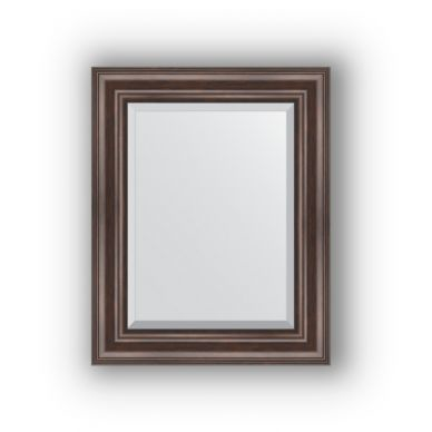 Зеркало Evoform Exclusive (BY 1356) (с фацетом) (палисандр) (42 см) 0