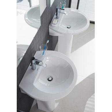 Раковина Duravit Darling New (262165) (65 см) 2